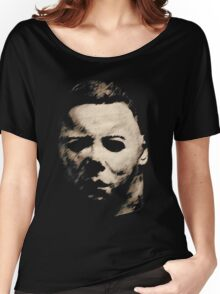 Michael Myers Women's Relaxed Fit T-Shirt