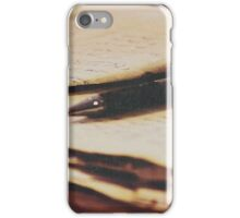 Spilled ink iPhone Case/Skin