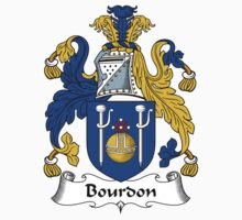 Bourdon Coat of Arms / Bourdon Family Crest by ScotlandForever