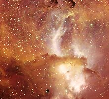 Star Clusters Space Exploration by Val  Brackenridge