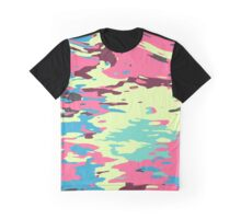 Chaos texture Graphic T-Shirt