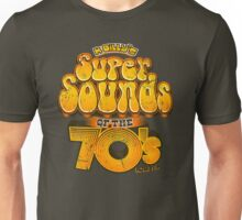 K Billy's Super Sounds of the 70s Unisex T-Shirt