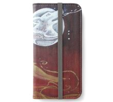 Spirits in the Sky iPhone Wallet/Case/Skin