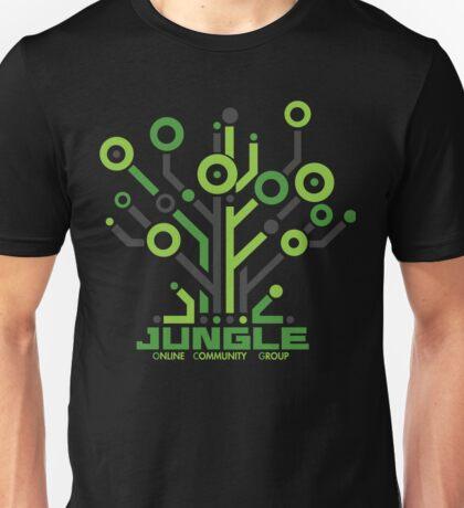 Jungle Online Community Unisex T-Shirt