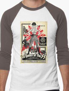 Elsa: Ice Queen of the SS Men's Baseball ¾ T-Shirt