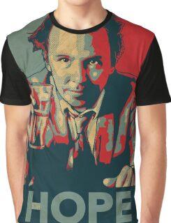 DOUG STANHOPE Graphic T-Shirt