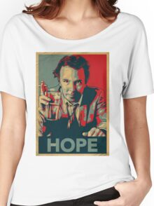 DOUG STANHOPE Women's Relaxed Fit T-Shirt