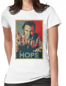 DOUG STANHOPE Womens Fitted T-Shirt
