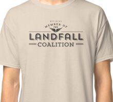 Landfall Coalition Classic T-Shirt