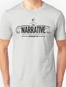 The Narrative Unisex T-Shirt