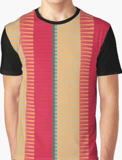 Stripes and other shapes Graphic T-Shirt