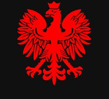 Polish Flag Red Eagle Unisex T-Shirt