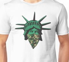 Statue of Liberty Bandana Unisex T-Shirt