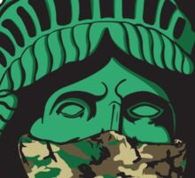 Statue of Liberty Bandana Sticker