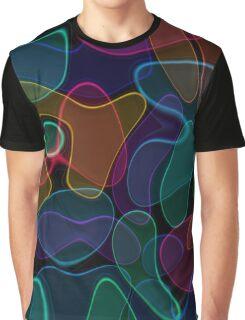 Neon Night Graphic T-Shirt