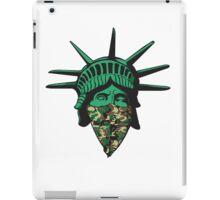 Statue of Liberty Bandana iPad Case/Skin