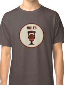 SF Giants HOF Announcer Jon Miller Pin Classic T-Shirt