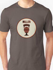 SF Giants HOF Announcer Jon Miller Pin Unisex T-Shirt