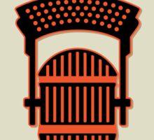 SF Giants HOF Announcer Jon Miller Pin Sticker