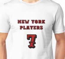 New York Players Unisex T-Shirt