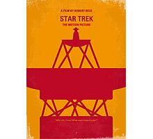 No081 My Star Trek - 1 minimal movie poster Photographic Print