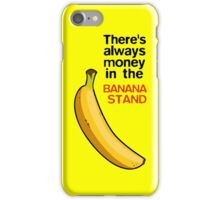 Arrested Development: Banana Stand Money iPhone Case/Skin