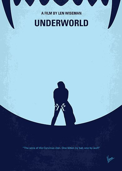 No122 My UNDERWORLD minimal movie by Chungkong