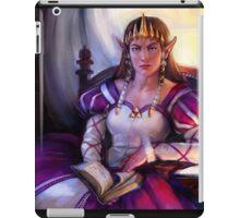 Renaissance Zelda iPad Case/Skin