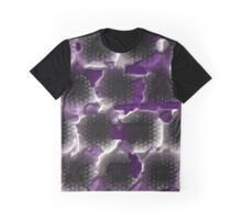 Fading holes Graphic T-Shirt