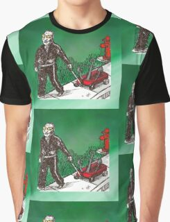 Cell Phone Sal Graphic T-Shirt