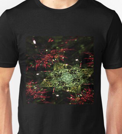 Christmas - Abstract Fractal Artwork T-Shirt