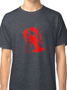 You Are My Lobster (Right) Couples Design Classic T-Shirt