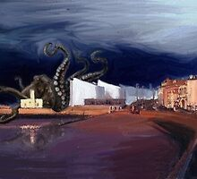 octobeast at the turner by gigglingnewt
