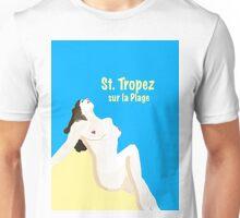 St Tropez Nude Unisex T-Shirt