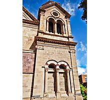 St. Francis Cathedral Basilica Study 4  Photographic Print