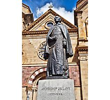 St. Francis Cathedral Basilica Study 1 Photographic Print