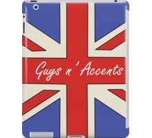 British Boys iPad Case/Skin