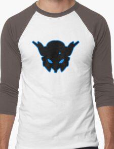 Insignia #2 Blue Men's Baseball ¾ T-Shirt