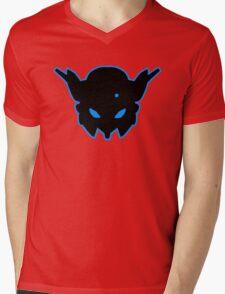 Insignia #2 Blue Mens V-Neck T-Shirt