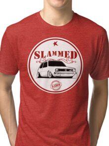 DLEDMV - Slammed Tri-blend T-Shirt