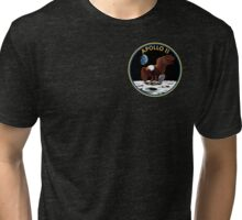 Apollo 11 Tri-blend T-Shirt