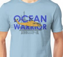 Ocean Warrior, S-76 helicopter shirt Unisex T-Shirt