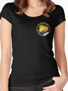 Apollo 13 Women's Fitted Scoop T-Shirt