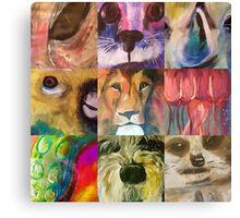 Animal fayre #2 Canvas Print