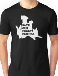 Save Our Furry Friends Unisex T-Shirt