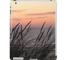 Dune Grass At Sunset iPad Case/Skin