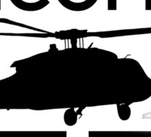 Will Fix Helicopters for Beer Sticker