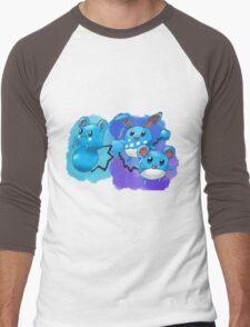 Azurill, Marill & Azumarill Men's Baseball ¾ T-Shirt