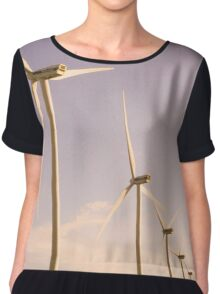 Windmaker Women's Chiffon Top
