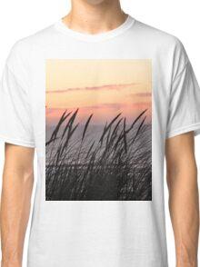 Dune Grass At Sunset Classic T-Shirt
